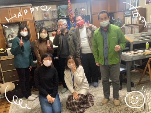 仕事納め&クリスマス会第二弾_e0040673_12061747.jpg