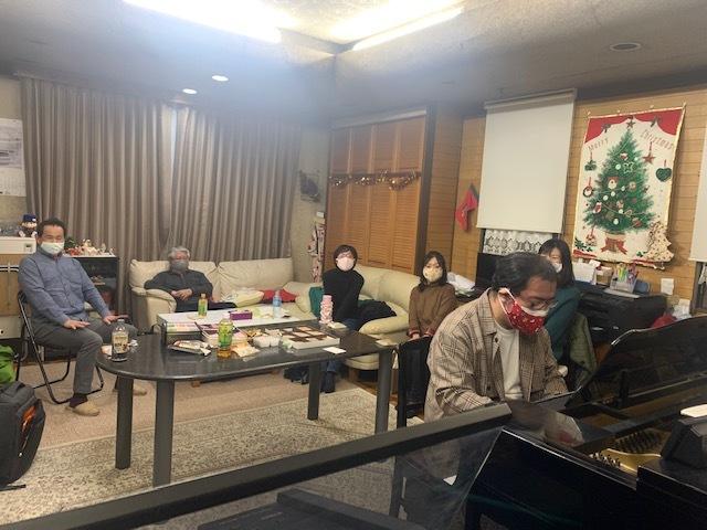 仕事納め&クリスマス会第二弾_e0040673_12370285.jpg