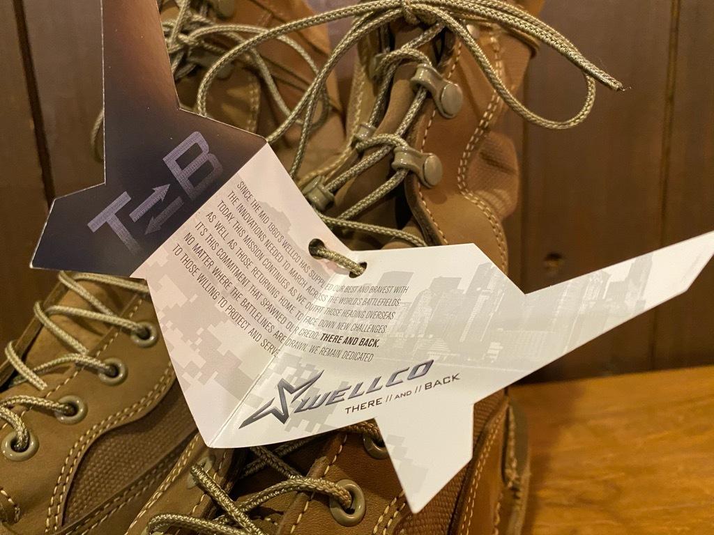マグネッツ神戸店 1/3(日)ModernMilitary Item入荷! #1 U.S.M.C. Rat Boots , Bellville MCB950!!!_c0078587_14075970.jpg