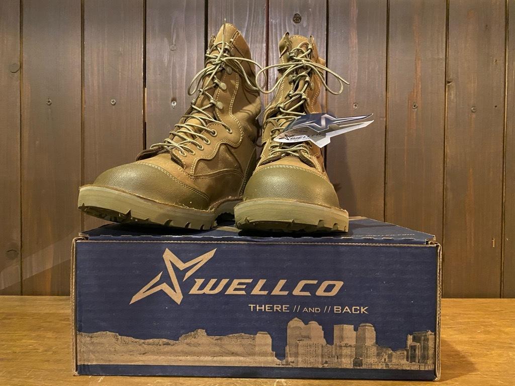 マグネッツ神戸店 1/3(日)ModernMilitary Item入荷! #1 U.S.M.C. Rat Boots , Bellville MCB950!!!_c0078587_14075989.jpg