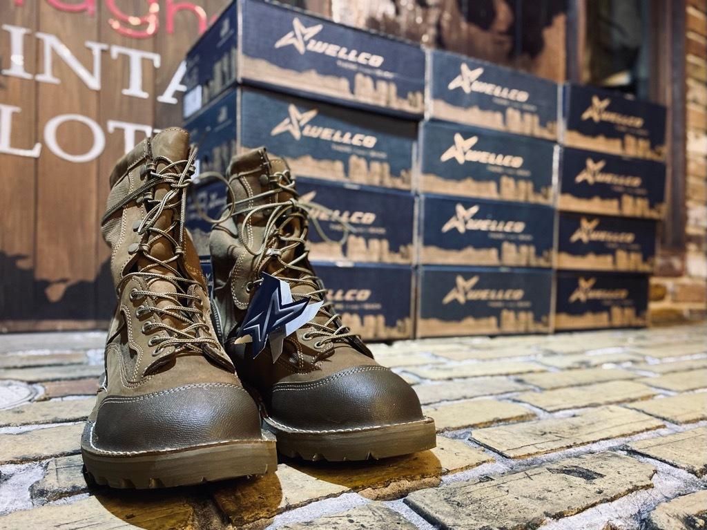 マグネッツ神戸店 1/3(日)ModernMilitary Item入荷! #1 U.S.M.C. Rat Boots , Bellville MCB950!!!_c0078587_14101352.jpg