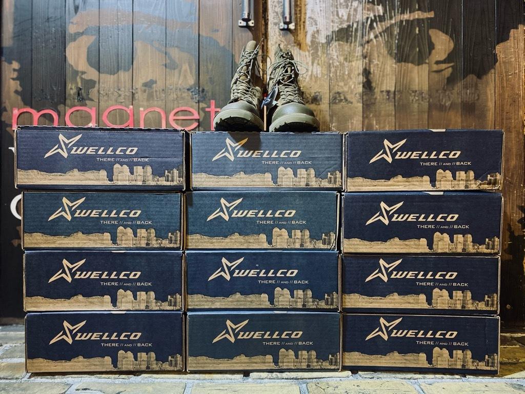 マグネッツ神戸店 1/3(日)ModernMilitary Item入荷! #1 U.S.M.C. Rat Boots , Bellville MCB950!!!_c0078587_14101363.jpg