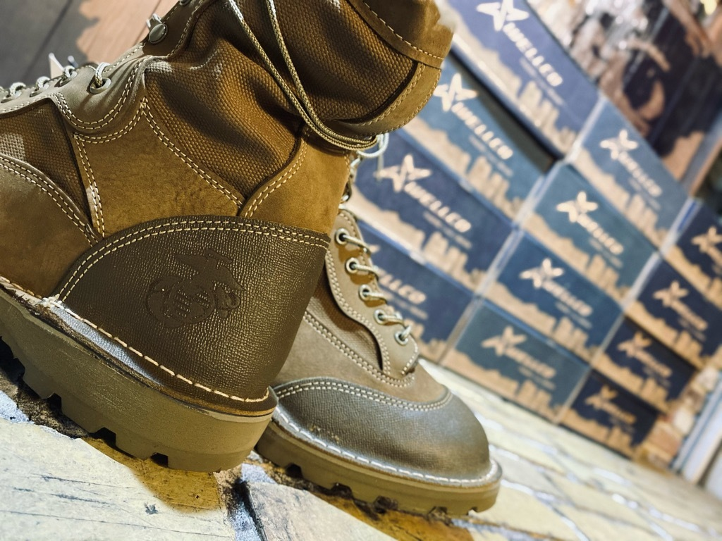 マグネッツ神戸店 1/3(日)ModernMilitary Item入荷! #1 U.S.M.C. Rat Boots , Bellville MCB950!!!_c0078587_14101377.jpg
