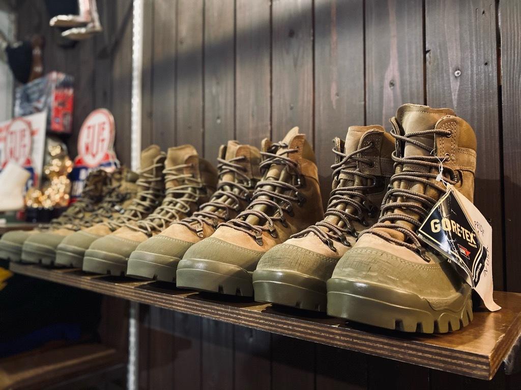 マグネッツ神戸店 1/3(日)ModernMilitary Item入荷! #1 U.S.M.C. Rat Boots , Bellville MCB950!!!_c0078587_14115463.jpg