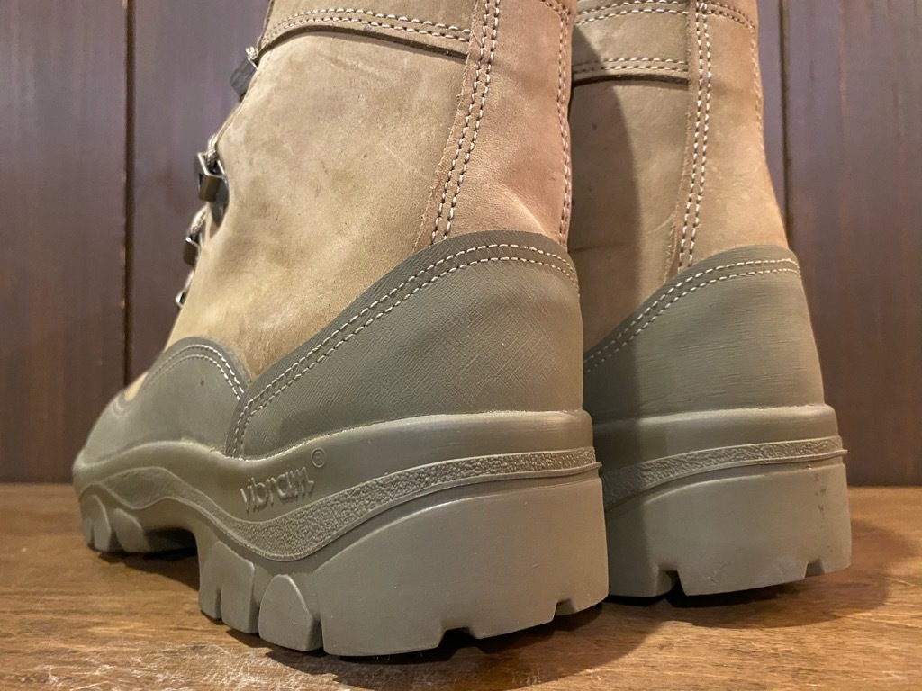 マグネッツ神戸店 1/3(日)ModernMilitary Item入荷! #1 U.S.M.C. Rat Boots , Bellville MCB950!!!_c0078587_14330752.jpg