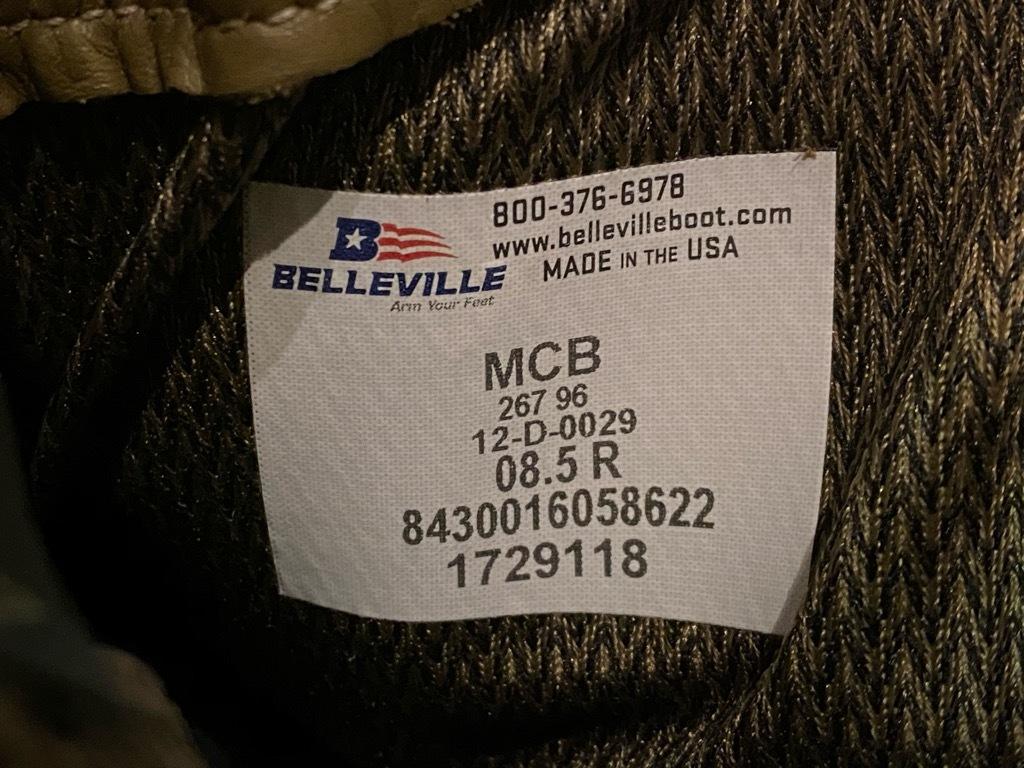 マグネッツ神戸店 1/3(日)ModernMilitary Item入荷! #1 U.S.M.C. Rat Boots , Bellville MCB950!!!_c0078587_14330865.jpg