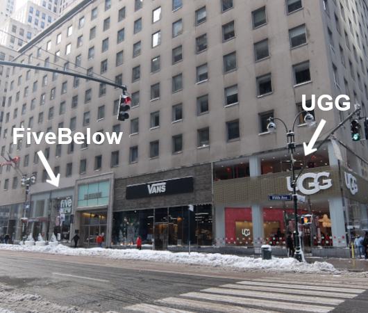 コロナ禍でも成長する米国で注目のお店、Five Below(ファイブ・ビロウ)、ニューヨーク五番街店_b0007805_05101037.jpg