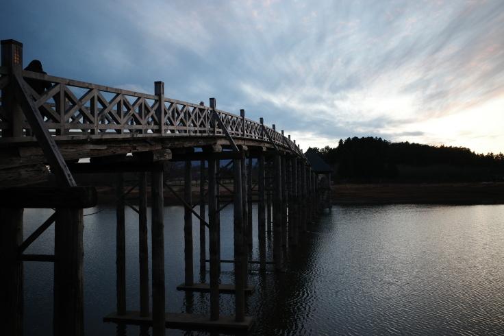 Go to トラベル in 青森県 その30 ~ 鶴の舞橋_a0287336_16435036.jpg