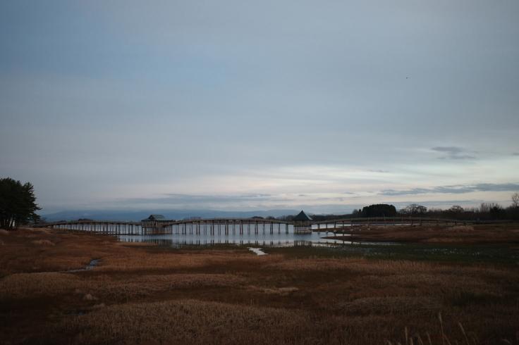 Go to トラベル in 青森県 その30 ~ 鶴の舞橋_a0287336_16515287.jpg