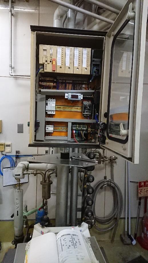 地ビール用樽洗い機の..._d0174738_18563576.jpg
