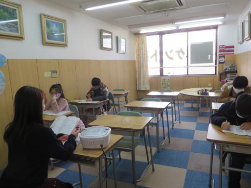 冬の講習会:英検対策授業開講中☆彡_c0345439_17561736.jpg
