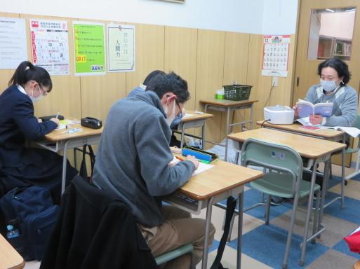 冬の講習会:英検対策授業開講中☆彡_c0345439_17563347.jpg
