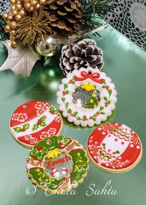 クリスマスのアイシングクッキークラスを行いました🎄_e0177649_17000375.jpg