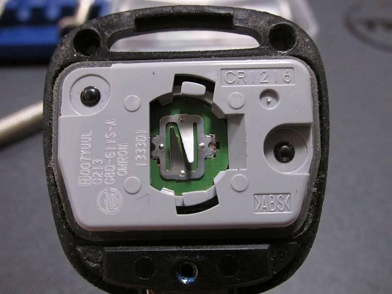 車のキーの電池を交換しました!_e0382354_16470916.jpg