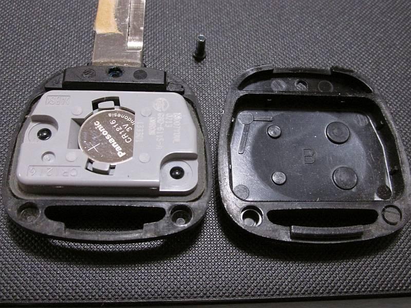 車のキーの電池を交換しました!_e0382354_16470954.jpg