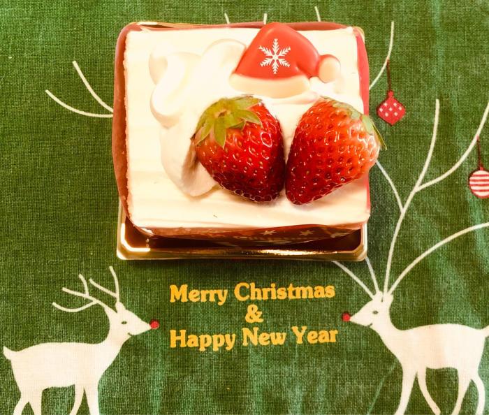 クリスマスが今年もやって来た♪_d0117559_11172058.jpg
