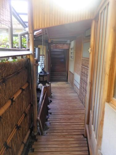 京都・今出川「西陣 鳥岩楼」へ行く。_f0232060_21233945.jpg