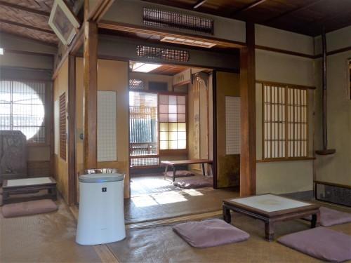 京都・今出川「西陣 鳥岩楼」へ行く。_f0232060_21245565.jpg
