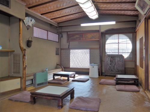 京都・今出川「西陣 鳥岩楼」へ行く。_f0232060_21250802.jpg