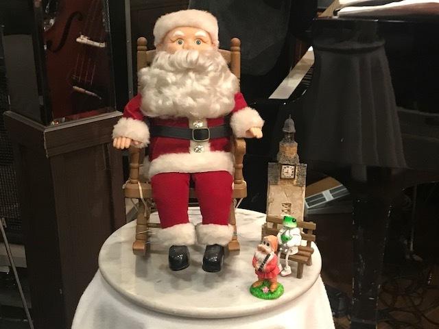 25日クリスマス~~レイアで歌いました☆_d0103296_21441470.jpg