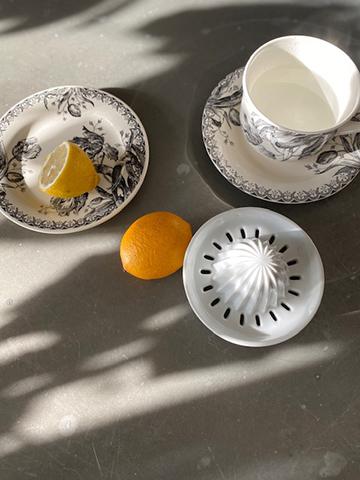 Le jaune citron : レモン色_f0038600_21264422.jpg