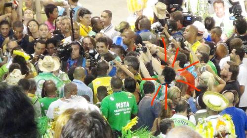 【ブラジルでの活動◉まとめアーカイヴ】リオのカーニバルこと、カルナヴァル・リオでの活動写真_b0032617_14415900.jpg