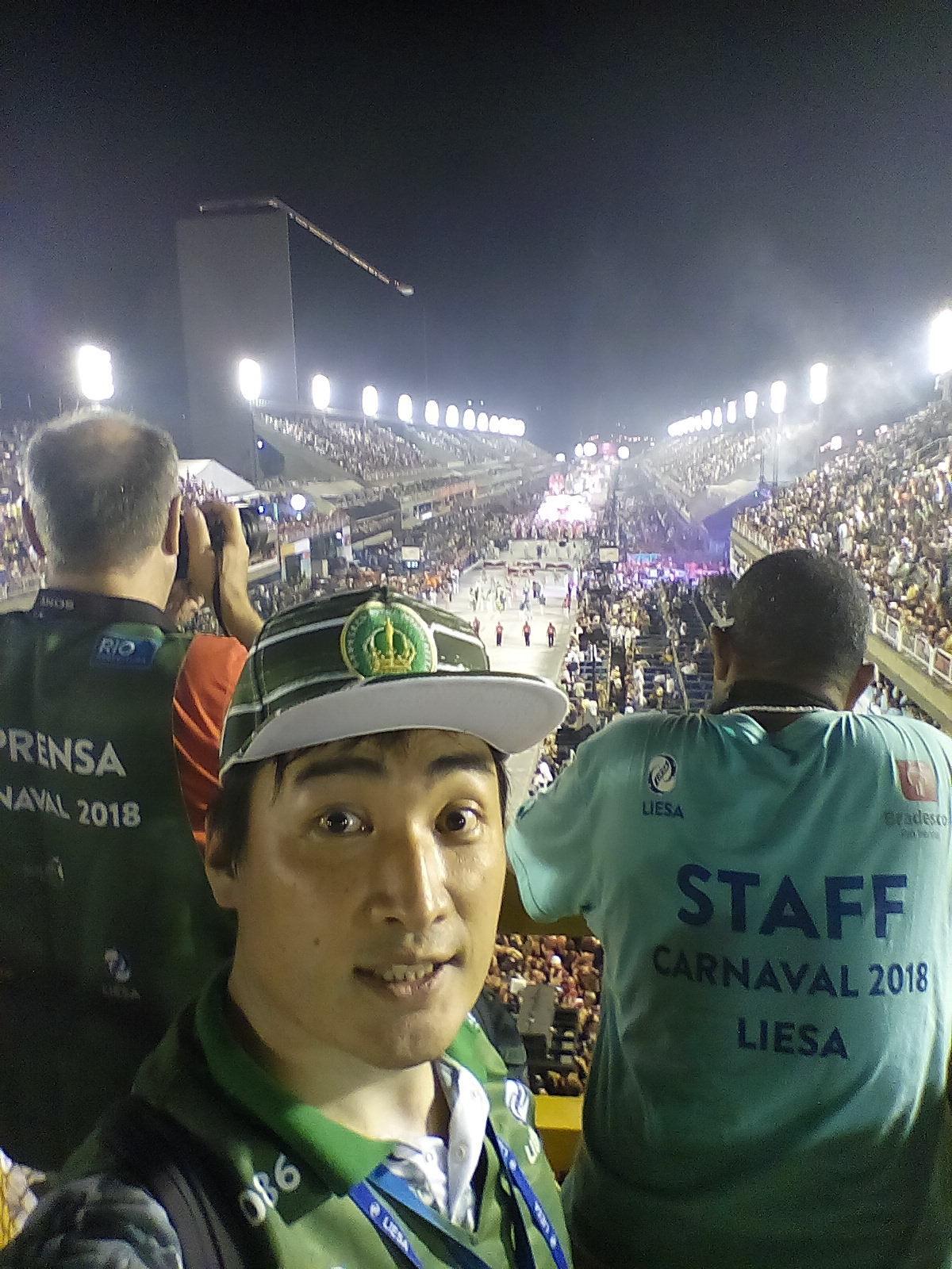 【ブラジルでの活動◉まとめアーカイヴ】リオのカーニバルこと、カルナヴァル・リオでの活動写真_b0032617_14422041.jpg