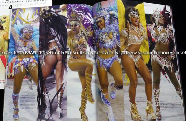【ブラジルでの活動◉まとめアーカイヴ】リオのカーニバルこと、カルナヴァル・リオでの活動写真_b0032617_15525009.jpg