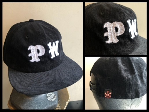 "〜""PW CHAIN STITCH EMBROIDERY CORDUROY CAP\""〜_d0067332_12591985.jpeg"