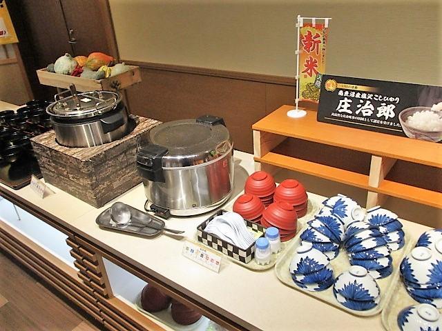 「湯沢グランドホテル」で朝食バイキング♪_c0169330_10042385.jpg