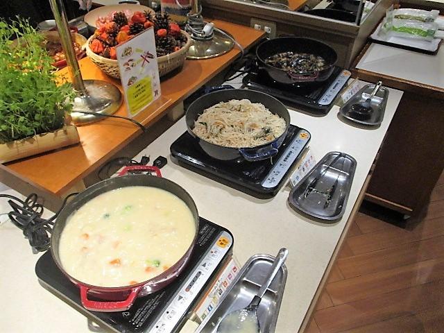 「湯沢グランドホテル」で朝食バイキング♪_c0169330_10065938.jpg