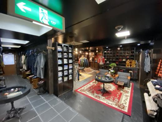 奈良EVISU会館 STUDIO STORE 1週間_a0154045_06392278.jpeg