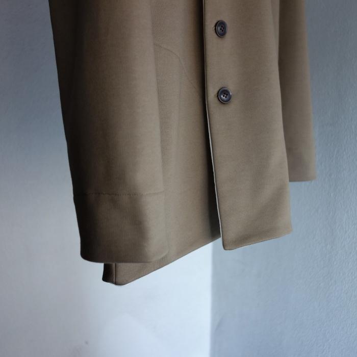 3月の製作 / classic volendam no-collar jacket_e0130546_17295976.jpg