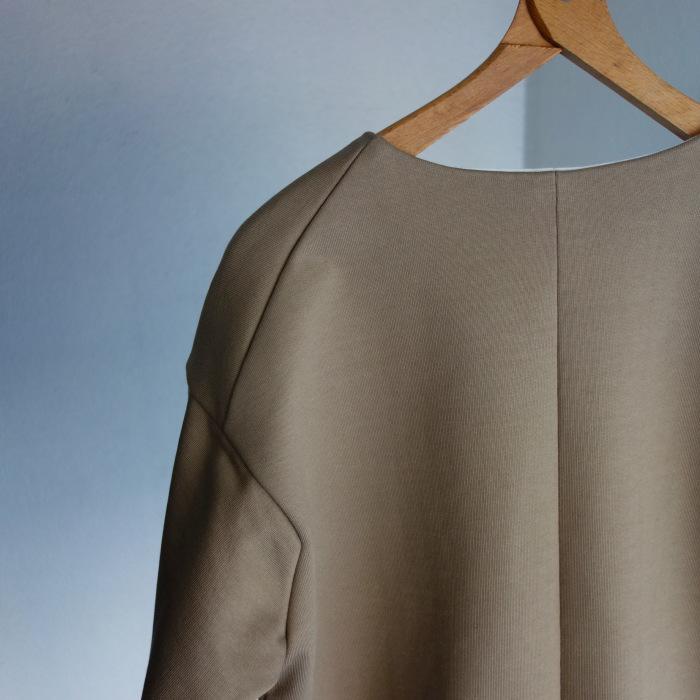 3月の製作 / classic volendam no-collar jacket_e0130546_17313673.jpg
