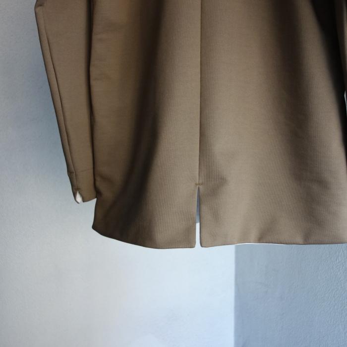 3月の製作 / classic volendam no-collar jacket_e0130546_17322049.jpg