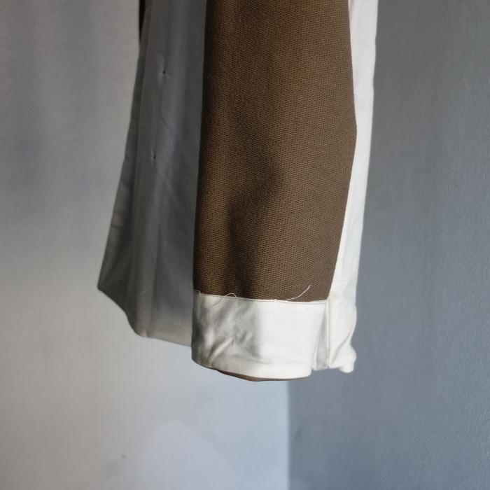 3月の製作 / classic volendam no-collar jacket_e0130546_17332887.jpg