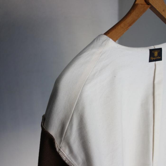 3月の製作 / classic volendam no-collar jacket_e0130546_17334287.jpg