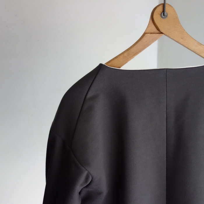 3月の製作 / classic volendam no-collar jacket_e0130546_17374302.jpg