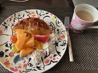 精進料理オムライスと秋葉原_d0158582_00473051.jpg
