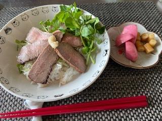 精進料理オムライスと秋葉原_d0158582_00532162.jpg