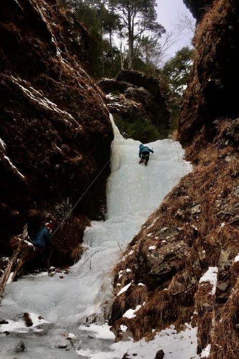 王岩の氷柱と峰ノ松目沢_d0138986_13141382.jpeg