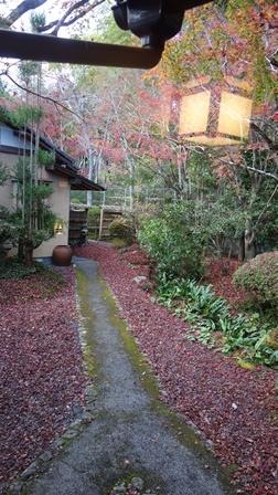 2020年秋の京都へ⑪嵐山最後は「こい茶屋デセール」へ_f0146587_19495204.jpg