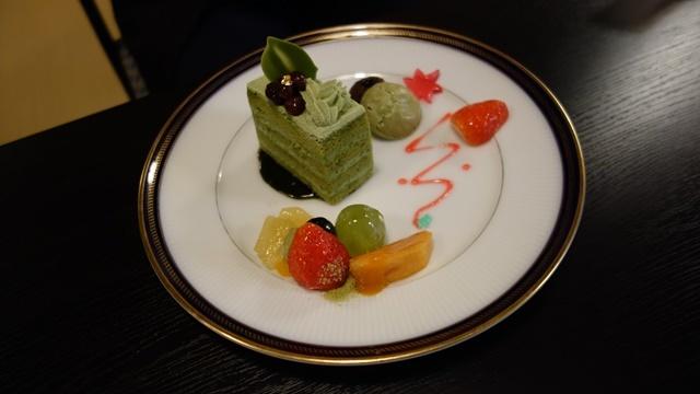 2020年秋の京都へ⑪嵐山最後は「こい茶屋デセール」へ_f0146587_19522237.jpg