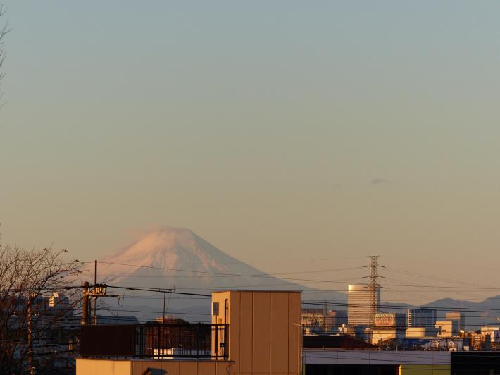 元日の富士山_f0296312_19375257.jpg
