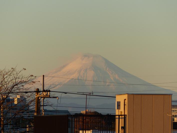 元日の富士山_f0296312_19375366.jpg