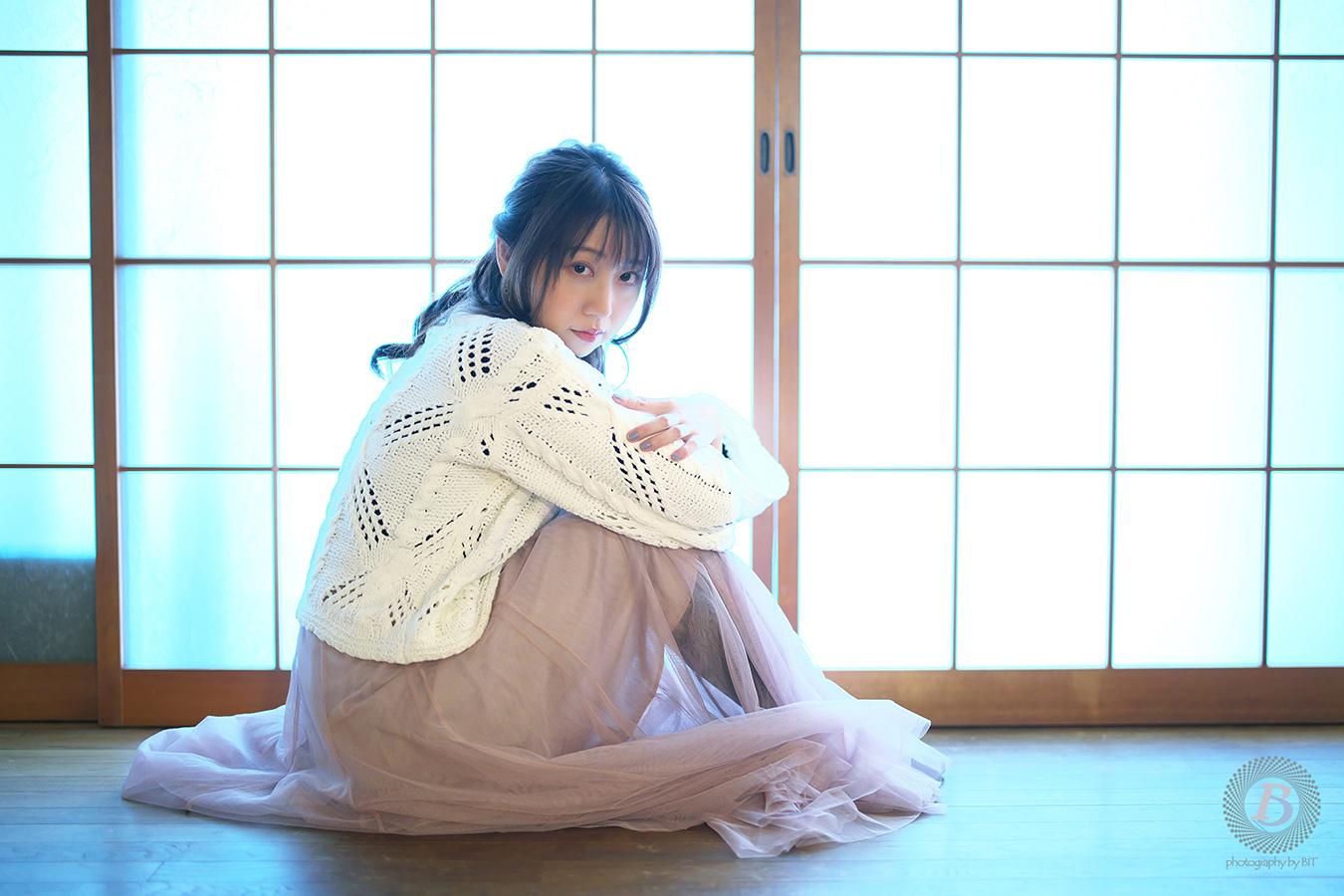 夏目樹里 -AZURE♯- _c0115616_18471229.jpg