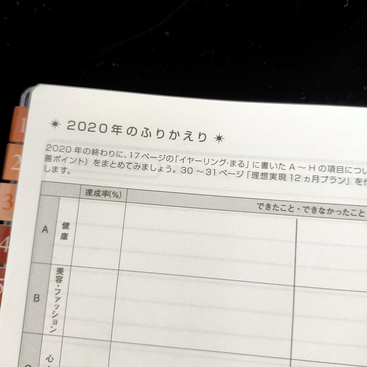 201231 今年の手帳納め❗「2020年のふりかえり」を書こう❗_f0164842_15154186.jpg