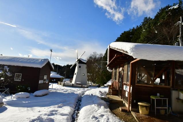 雪の大晦日 12/31_b0214652_17203545.jpg