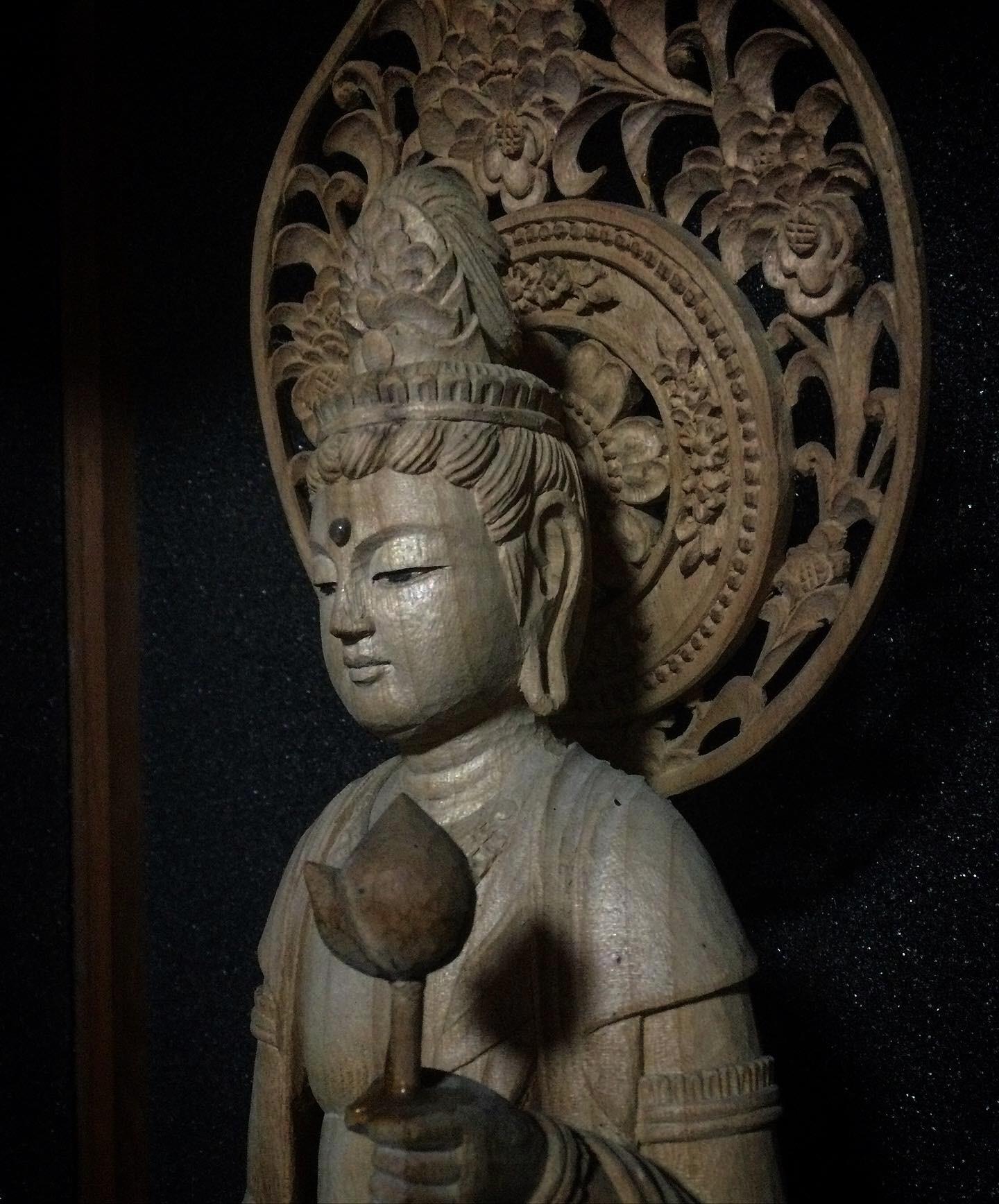 若き頃の聖観音立像菩薩制作を訪ねる旅にて_f0389753_16205362.jpeg