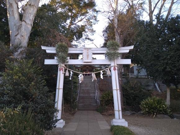 1/1 初詣&新春ウォーキング@ひとり_b0042308_20071187.jpg